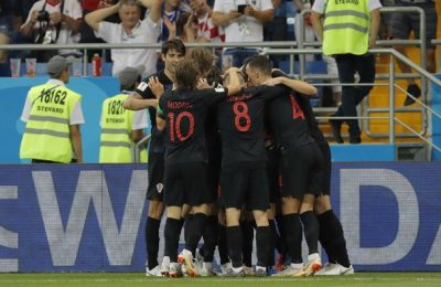 Hasil Islandia vs Kroasia