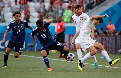 Hasil Jepang vs Polandia