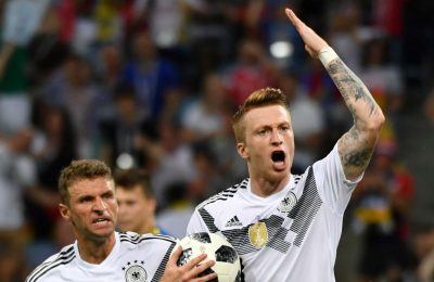 Hasil Jerman vs Swedia