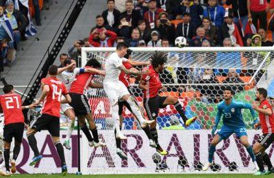 Hasil Mesir vs Uruguay