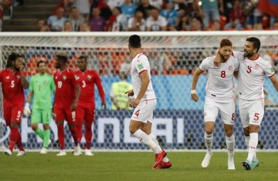 Hasil Panama vs Tunisia