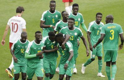 Hasil Polandia vs Senegal