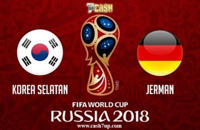 Prediksi Korea Selatan vs Jerman