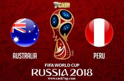 Prediksi Australia vs Peru