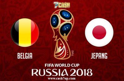 Prediksi Belgia vs Jepang