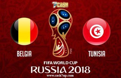 Prediksi Belgia vs Tunisia