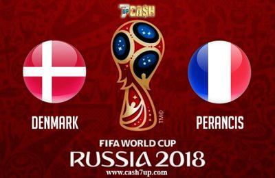 Prediksi Denmark vs Perancis