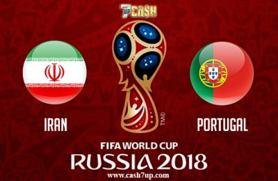 Prediksi Iran vs Portugal