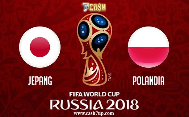 Jepang Vs Polandia Prediksi