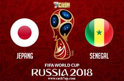 Prediksi Jepang vs Senegal
