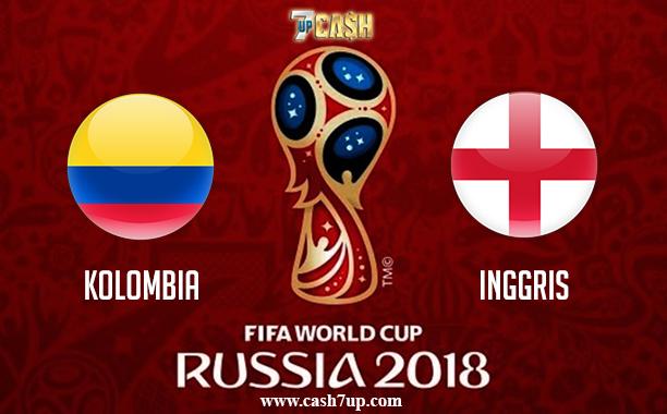 Prediksi Kolombia vs Inggris