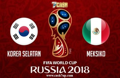 Prediksi Korea Selatan vs Meksiko