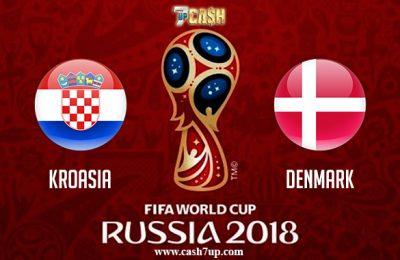 Prediksi Kroasia vs Denmark