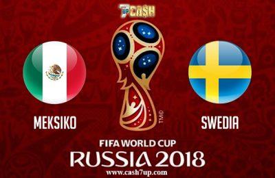 Prediksi Meksiko vs Swedia