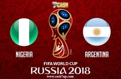 Prediksi Nigeria vs Argentina