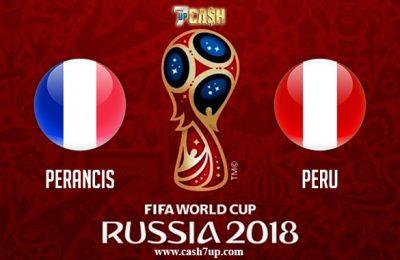 Prediksi Perancis vs Peru