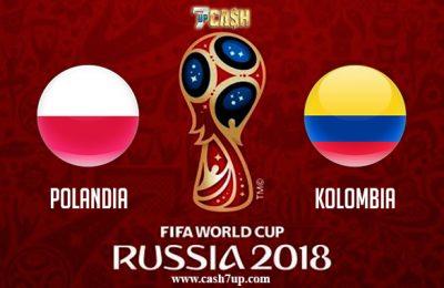 Prediksi Polandia vs Kolombia