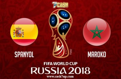 Prediksi Spanyol vs Maroko