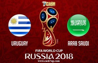 Prediksi Uruguay vs Arab Saudi