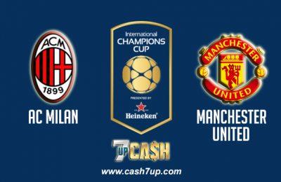 Prediksi Ac Milan vs Manchester United