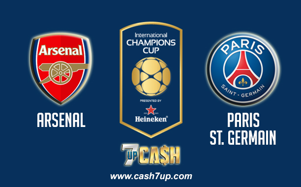 Prediksi Arsenal vs Paris Saint Germain