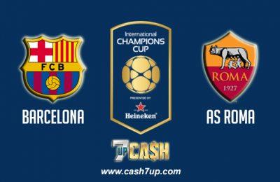 Prediksi Barcelona vs Roma