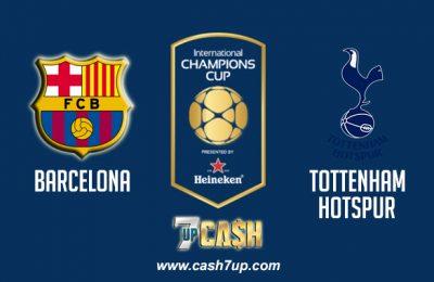 Prediksi Barcelona vs Tottenham
