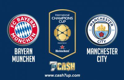 Prediksi Bayern Munchen vs Manchester City