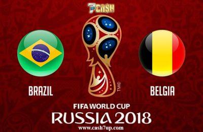Prediksi Brazil vs Belgia