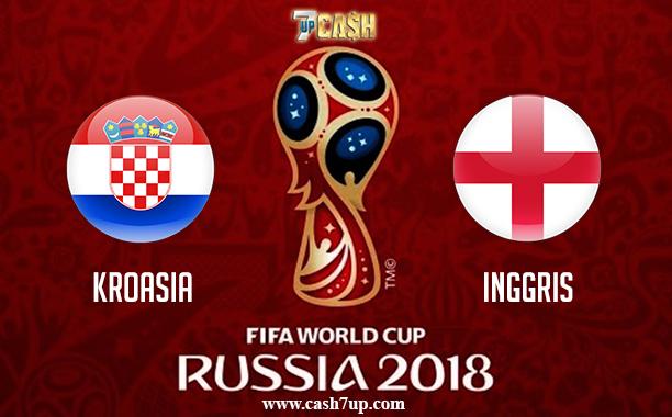 Prediksi Kroasia vs Inggris