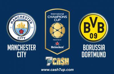 Prediksi Manchester City vs Dortmund