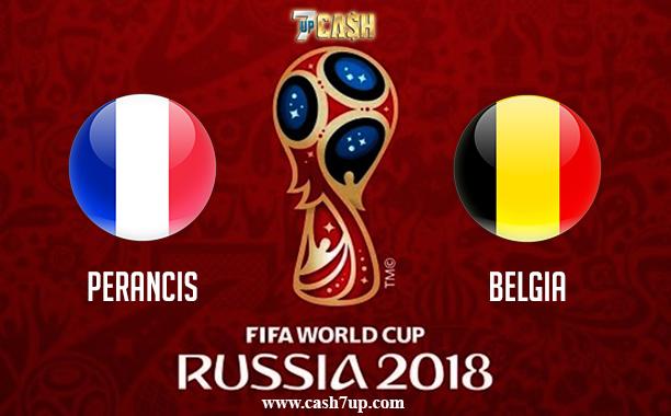 Prediksi Perancis vs Belgia