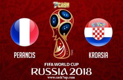 Prediksi Perancis vs Kroasia