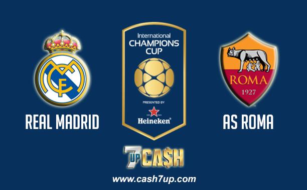 Prediksi Real Madrid vs Roma