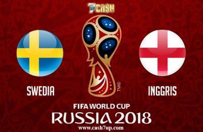 Prediksi Swedia vs Inggris